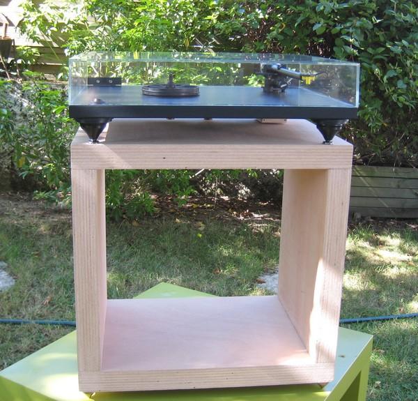 meuble pour et optimisation de rega p3 24